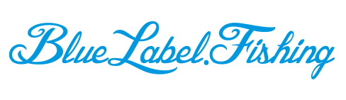 Logo Blue Label Fishing